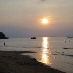 Strand beim Berjaya Resort