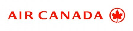 Logo officiel Air Canada horizontal