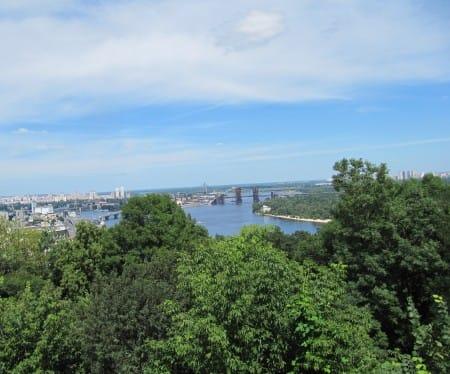 Wladimirhuegel mit Panoramablick
