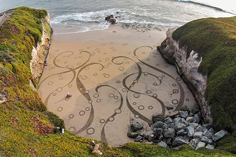 Playa Painting- Bubbles II-301