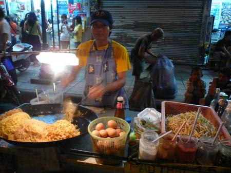 Street Food in Bangkok. (Foto: Andrea Schmits)