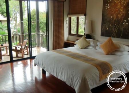 Mein Zimmer im Pimalay Hotel