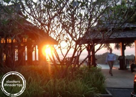 "Restaurant ""The Seventh Sea"" im Pimalay Hotel"