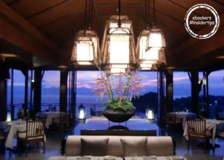 "Restaurant ""The Seventh Sea"" im Pimalay Hotel ok"