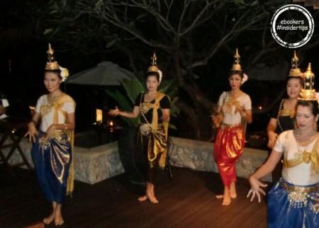 Traditionelle Tanzen