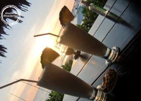 Cocktails im Pimalay Hotel