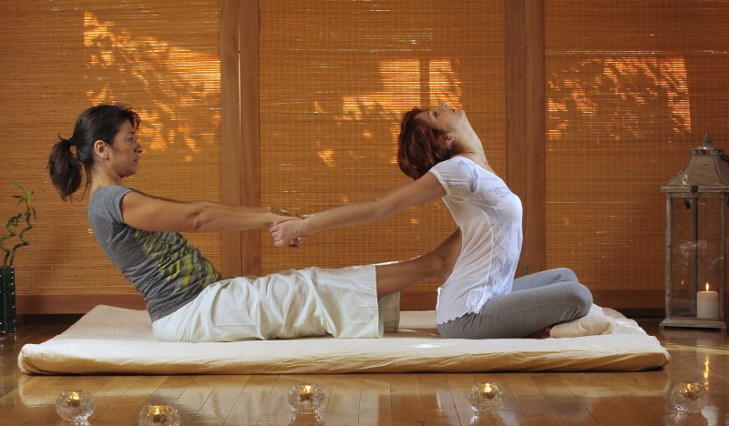 Thai Massage - de
